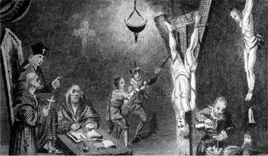 Imirizaldu eta XVI. mendeko mistizismo faltsua