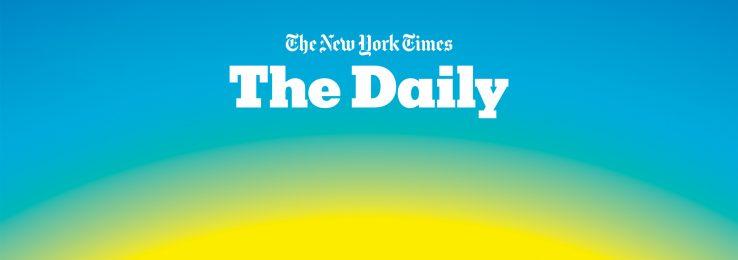 [#Podcastfilia] The Daily, Europa luparen azpian