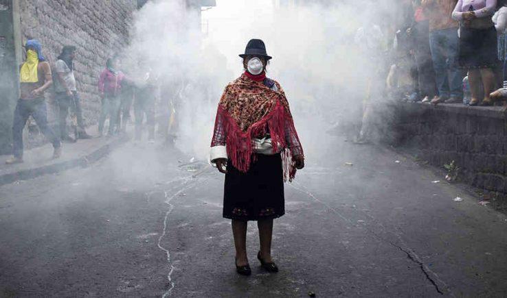 Ekuador: altxamendu baten erradiografia