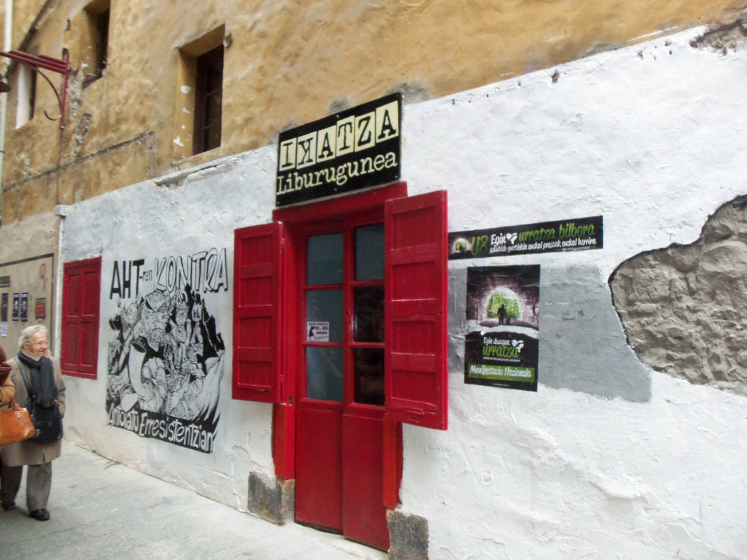 Ikatza liburugune politiko-sozial berria