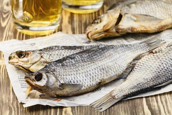 Как правильно сушить рыбу?