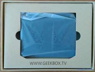 geekbox open
