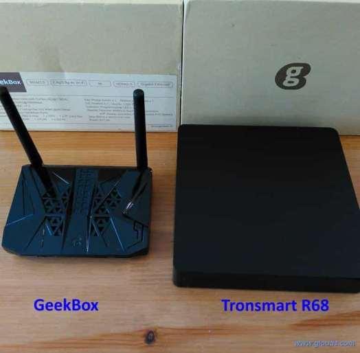 geekbox tronsmart R68