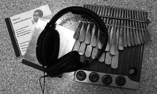 Learning From Mbira Recordings