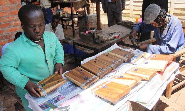 mbira makers zimbabwe