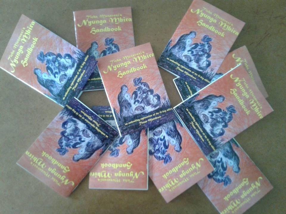 Ticha Muzavazi's Nyunga Mbira Handbook Launch