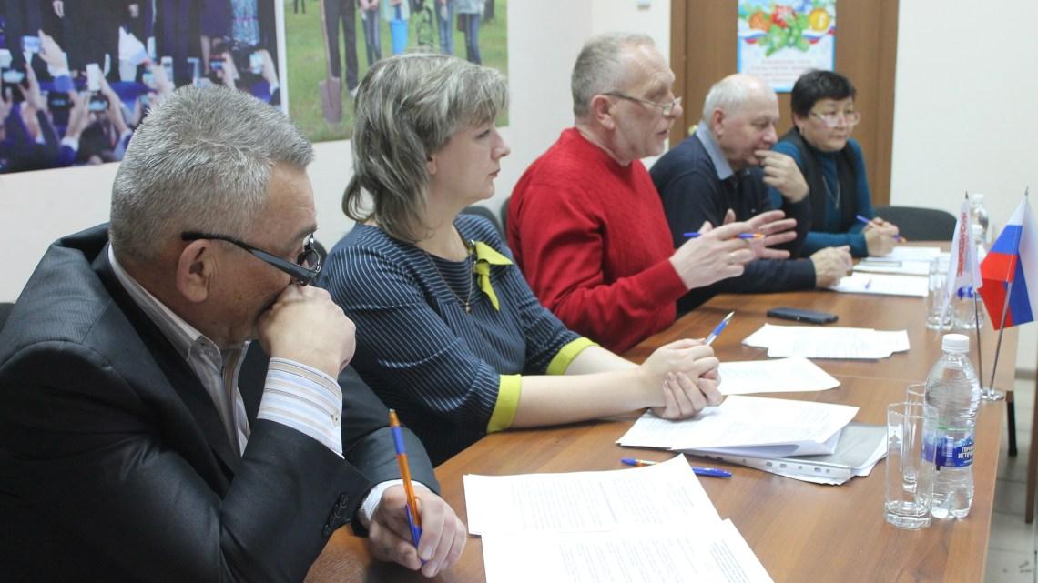 Эксперты ОНФ в Республике Алтай формируют общественные предложения для органов исполнительной власти региона