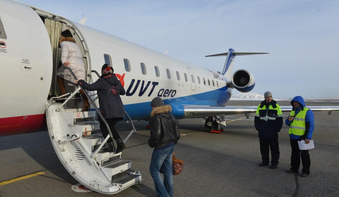Новые рейсы открываются из аэропорта Горно-Алтайска