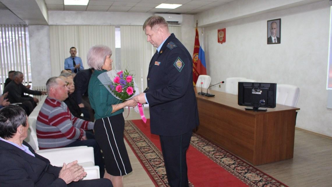 Пограничному управлению ФСБ России по Республике Алтай исполнилось 93 года