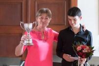 pohár pre víťaza Douzelage 2016 Zvolen