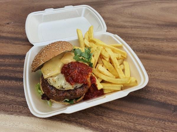 hawaï burger