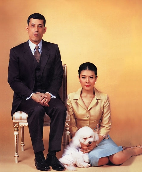 vajiralongkorn_and_srirasmi