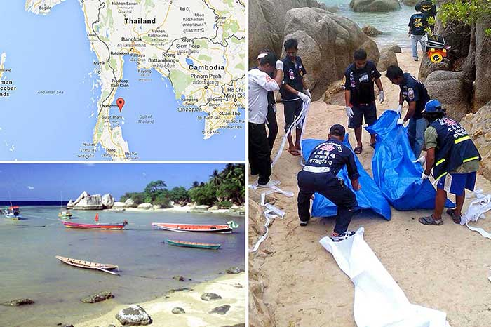 Murders on Koh Tao