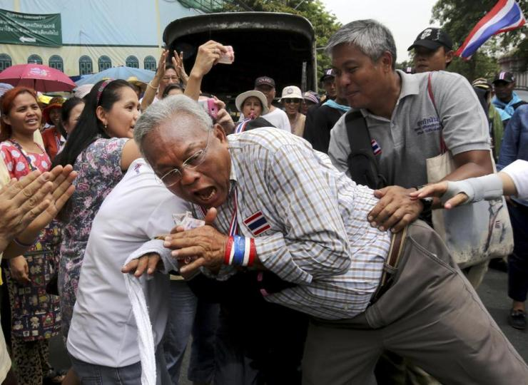 thailand -suthep-murder-charges-dropped