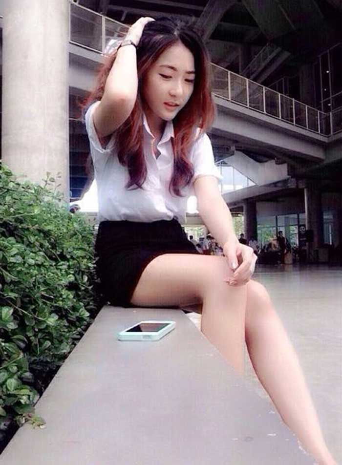 THAILAND-UNIVERSITY-CUTE-GIRL-(13)