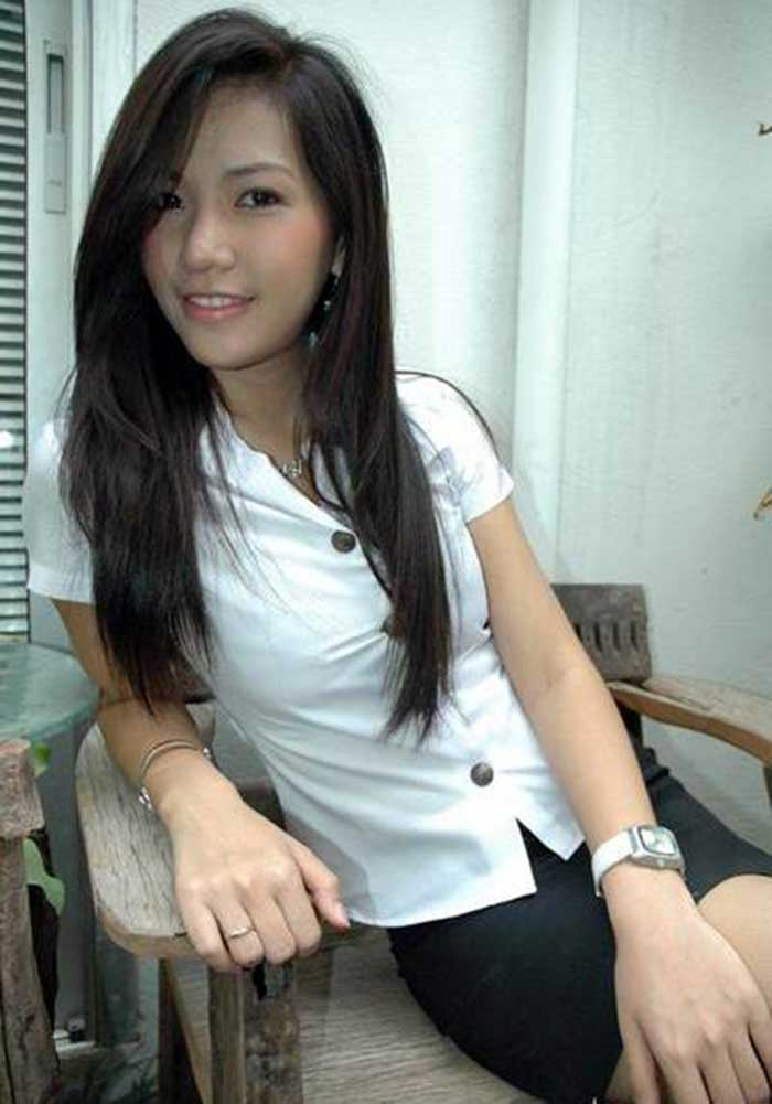 Thai University Uniform Is The Sexiest In The World - Amazing Thailand-8843