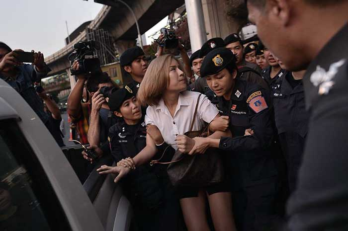 arrested-for-a-stand-still-protest-for-the-arrest-of-10-people-on-wednesday-for-posting-messages-opposing-junta-at-victory-monument