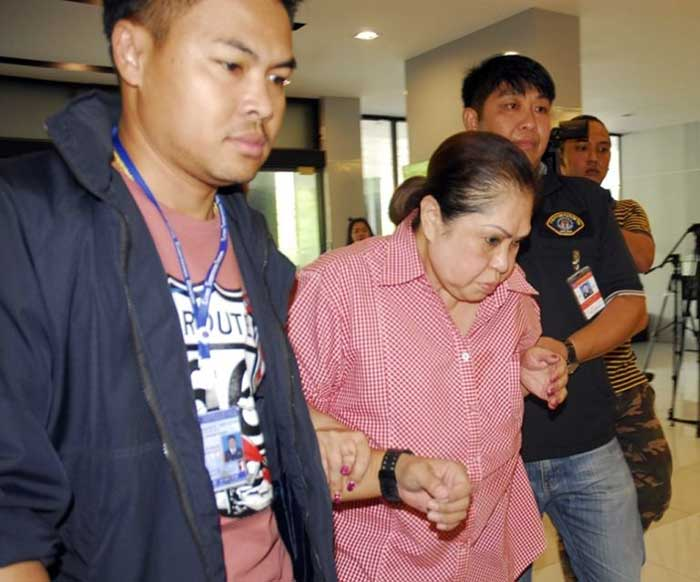 Kamonthat Thanathornkhositjira, also known as Kim-eng Sae Tia, was sentenced to a total of 150 years for Lese Majeste.