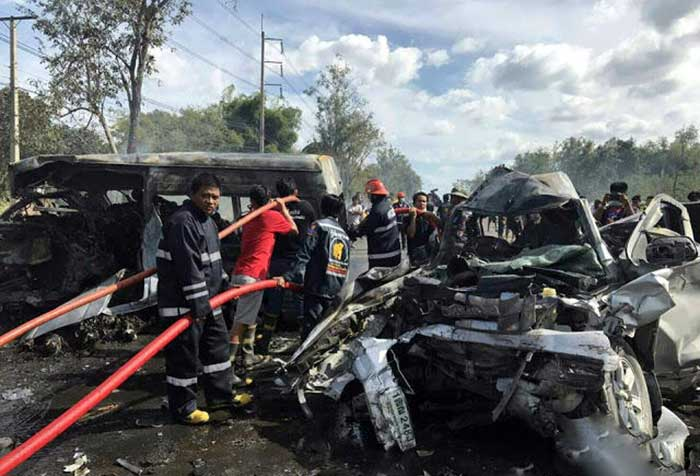 25-killed-in-thailand-accidents