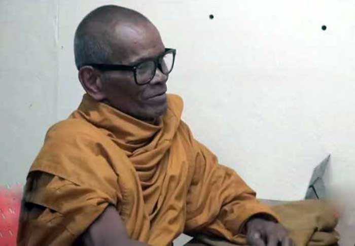 "March, 2015: A 65-year-old monk ""Phra Eun Aphiyo"" from Buriram was arrested in Udon Thani for stealing corpses to predict winning Lotto numbers"