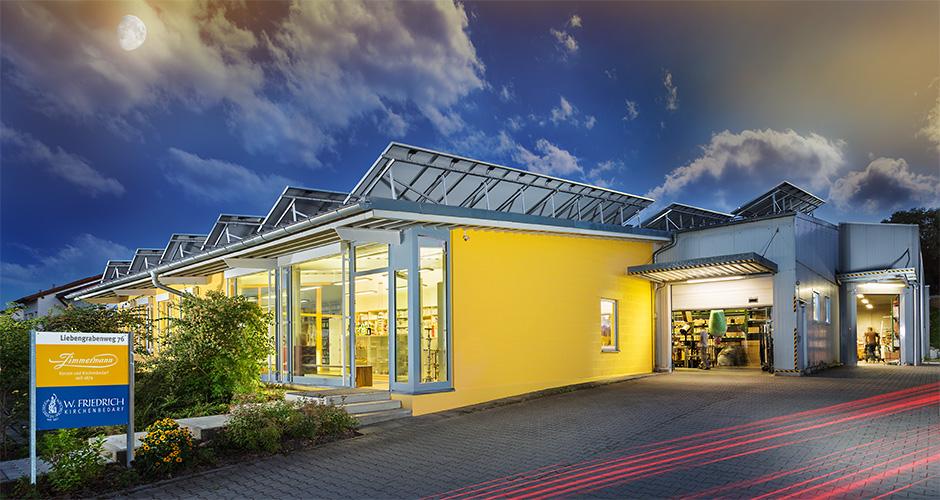 Imagefotos Firmengebäude