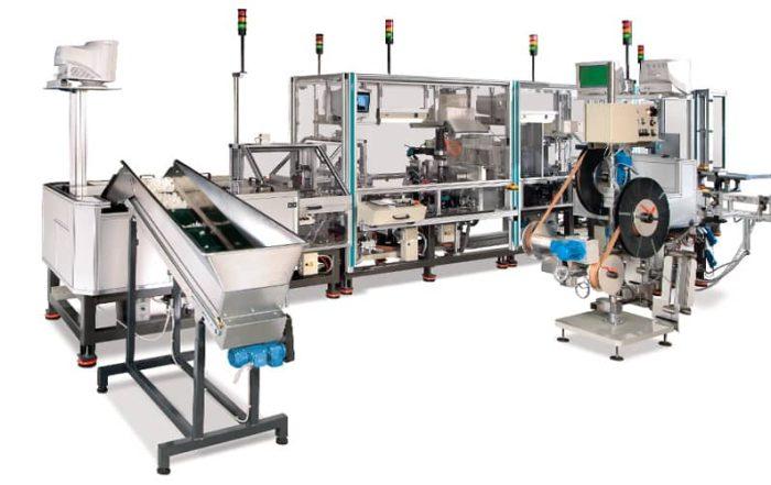 Industriefotografie Automation Amberg