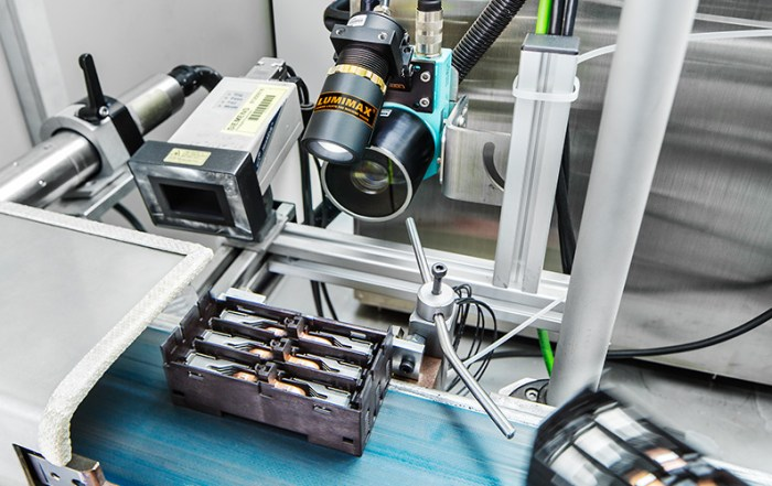 Industriefotografie Fliessband