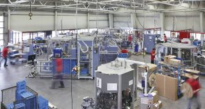 Industriefotografie Anlage