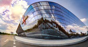 zweckdesign Architekturfotografie Messe Nürnberg