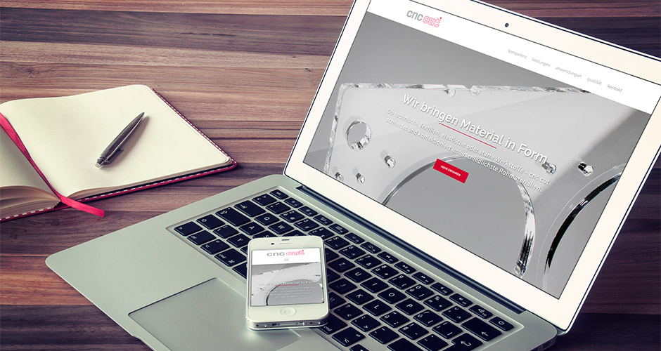 Responsive Webdesign aus Amberg