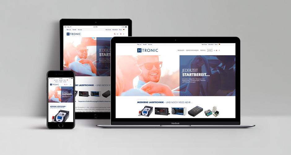 Webshop Design von zweckdesign aus Amberg