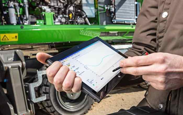 Produktfotografie Tablet