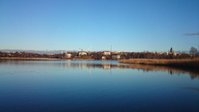 Helsinki Töölönlahti