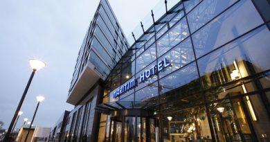 Gewinnspiel - Maritim Hotel Düsseldorf - Außenansicht