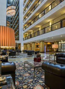 Maritim Hotel Dresden, Lobby, Foyer