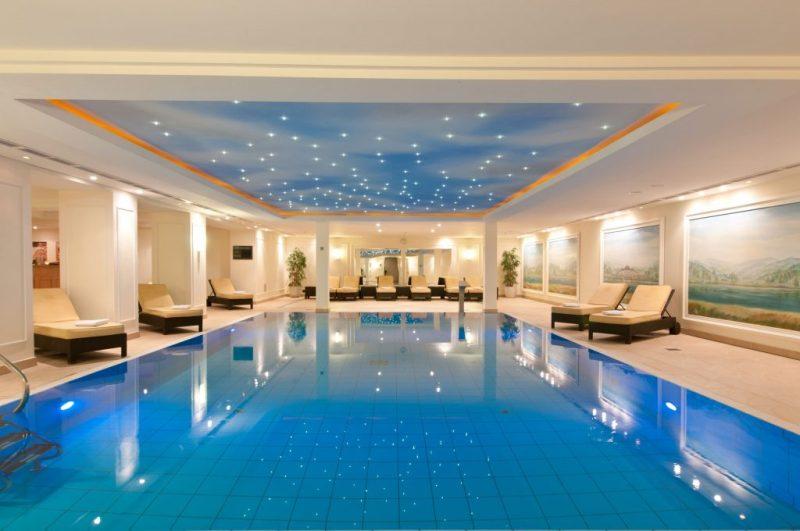 Gewinnspiel Martim Hotel Dresden - Pool