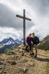 Liechtenstein - Gipfel paar