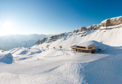 Allgäu-Winter: Skifahren am Hohen Ifen