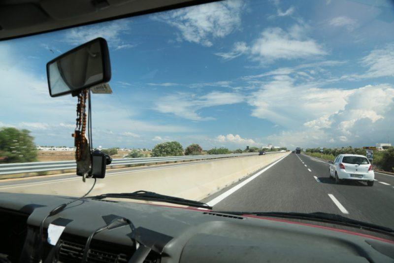 Italien Roadtrip