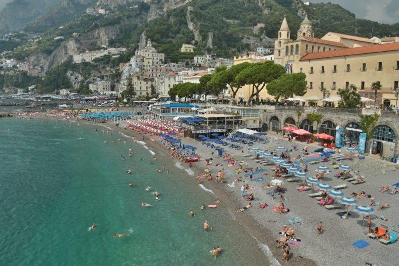 Italien Amalfi Küste
