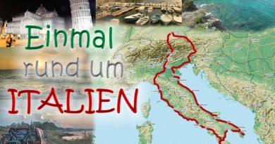 Corso Italiano – einmal Rund um Italien
