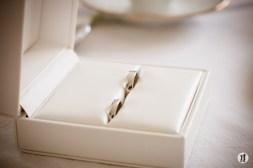 Zweikameras Hochzeit Ringe - Ring Regen Rosenblattkanonen