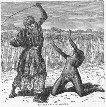 schiavi neri e islam