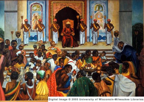 impero del ghana