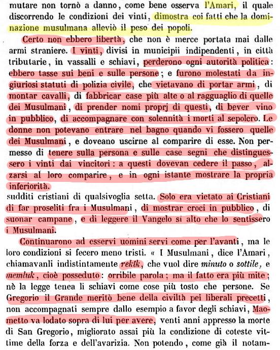 Un eloquente estratto dal libro di Atto Vannucci