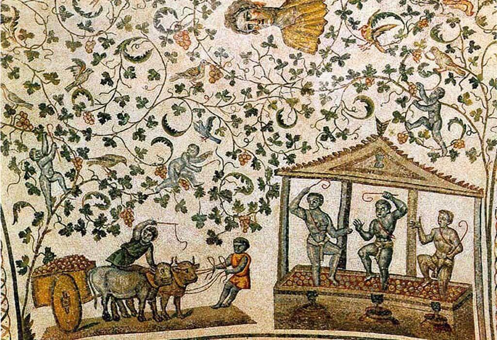 agricoltura romana