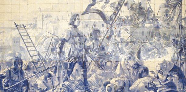 Enrico Assedio di Ceuta