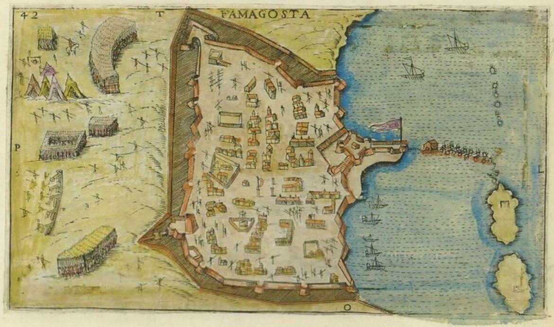 Famagusta_by_Giacomo_Franco