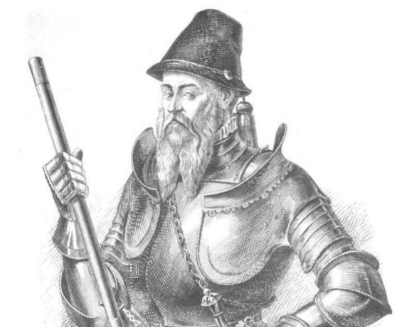 Markgraf Albrecht Alcibiades von BrandenburgKul...