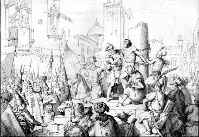 Bragadin martirio